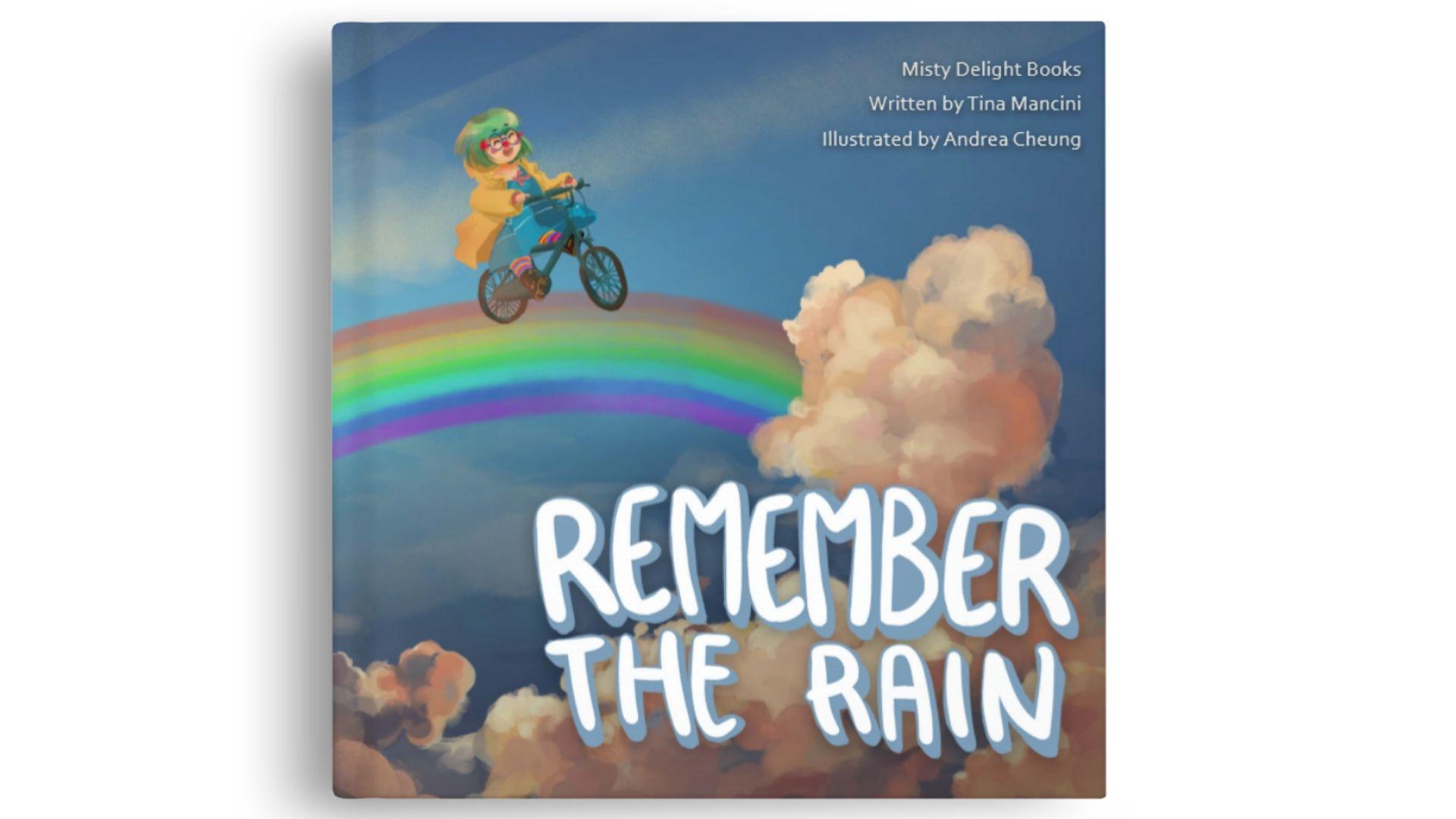 Remember the rain Book Cover